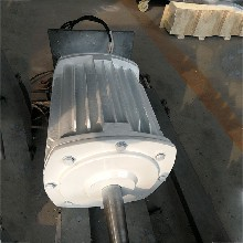 洪泽县低速风力发电机2500瓦做工精细实验使用发电机图片