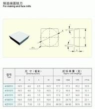 高铬合金耐磨铰刀砖厂设备混凝土搅拌机配料机配件