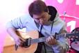 深圳龍崗聲樂培訓練出動聽的高音小秘訣荷坳成人小孩學唱歌