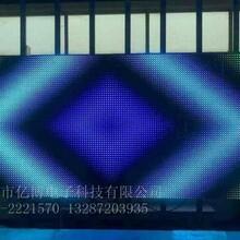 山东LED大屏幕生产厂家led全彩屏租赁屏婚庆租赁用屏厂家直供图片