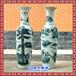 定制手工高档陶瓷大花瓶青花瓷花卉大花瓶