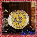 留影紀念盤擺設裝飾紀念盤批發辰天陶瓷紀念盤廠家紀念盤
