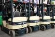 二手2.5吨电动叉车出售行业领先