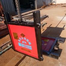 1米×1.5米×1.8米×2米×2.5米×3米铸铁闸门型号齐全图片