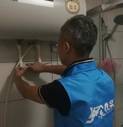 东莞自来水管上门清洗水管污垢色差仪维修