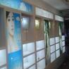 專業設計成都化妝品展柜貨柜展示柜制作定做廠家