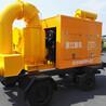 河北五星大排量移动泵车价格
