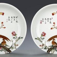清三代官窑今年拍卖成交率
