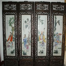 王大凡瓷板画今年拍卖
