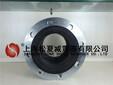 橡胶偏心异径接头,DN50pn10橡胶偏心异径接头上海松夏厂
