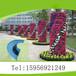 节日庆典立体花柱花柱专用PP塑料花盆灯杆绿化花盆