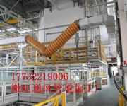 中央空调新风排风管道安装厨房排烟管道制作加工厂图片