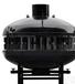 山东大型UFO烤鱼炉,淄博炭火烤鱼炉设备