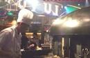 津南铸铁碳火烤鱼炉,万州烤鱼专用烤鱼炉设备