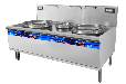 本溪变频商用电磁炉,电磁煮面炉
