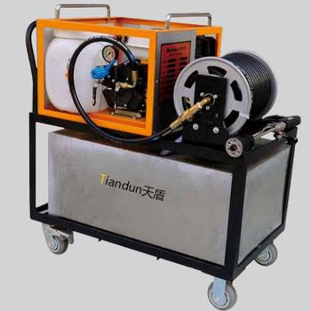 厂家直销天盾安防移动长管空气呼吸器