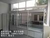 南京学校玻璃展柜