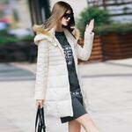 厂家直销欧美女装淘宝供应秋冬新款白鸭绒羽绒服网店代理货源一件代发