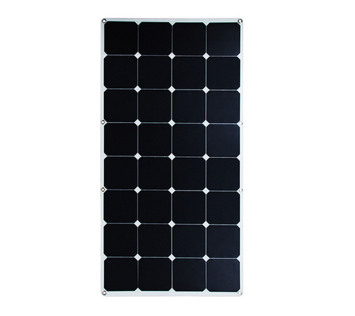 贵州厂家直销批发100Wsunpower柔性太阳能电池板外贸专用