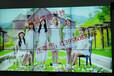芜湖项目三星55寸无缝拼接屏、超窄边液晶拼接屏、安防监控专用屏幕