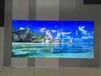 三星液晶拼接屏,美的集团展厅宣传展示,高清液晶拼接幕墙,合肥拼接屏,液压前维护支架,广告机厂家