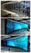 博慈55寸拼接屏打造中国钢铁行业网弧?#25105;?#26230;屏幕墙数据展示平台