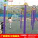 汕头潮阳健身器材老人社区健身路径安装埋地式双杠