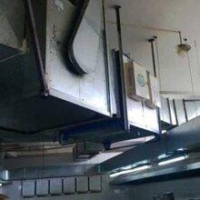 东城区制作安装消防排烟工程,黑白铁皮排烟罩安装图片
