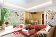 冰晶画的市场前景2016年发展新方向客厅装饰冰晶画