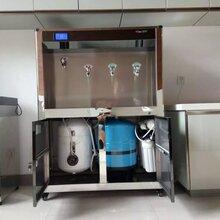 校园开水机价格咨询一开三温开水广东威可利开水器厂家图片