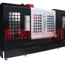 动柱式加工中心台湾机型配置图片