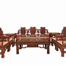 大红酸枝沙发?#35745;?#24037;艺美术大师亲自设计沙发家具