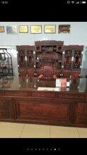 大红酸枝办公桌家具花园式工厂办公桌家具厂活动优惠