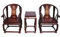 大紅酸枝太師椅家具王作工藝雕花客廳古典太師椅家具不上漆