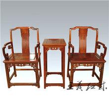 红木玫瑰椅家具精心创作每一个角落红木玫瑰椅家具简约造型图片