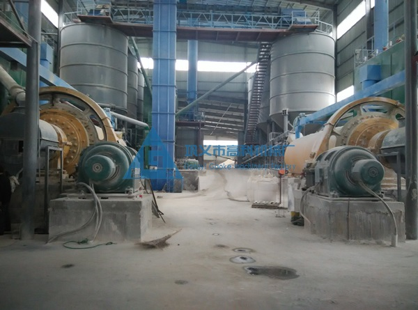 佛山硅石磨粉设备球磨机制作