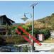 太阳能灯户外超亮led景观庭院灯具灯饰家用草坪灯小区太阳能路灯