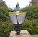 皇冠灯头庭院灯户外led防水灯景观灯道路灯小区灯广场灯