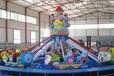 庙会儿童游乐设备自控飞羊哪家质量优?就选新美游乐产品层层把关