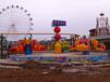 新型游乐设备广场游乐设施霹雳摇滚正转反转360度旋转