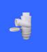 供應寶塑牌同層旋流三通PVC旋流三通PVC同層排水PVC管件