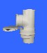 供應寶塑牌PVC同層外帶積水盆內插三通組套PVC預埋同層三通PVC同層排水