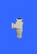 廠家直銷寶塑牌PVC伸縮節旋流三通柔性旋流三通帶檢口旋流直通