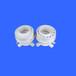 供應寶塑牌PVC偏心防漏寶膠圈防漿蓋連體防漏寶PVC防漏寶