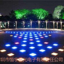 LED广场地砖灯LED地砖灯图片
