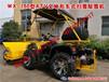 松原厂家直销全地形越野除雪车_小型多功能驾驶除雪车大量批发