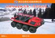 內蒙古錫林郭勒水陸兩棲履帶車-水務局消防必備兩棲車-水陸兩棲車圖片