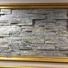 锈色蘑菇石白沙岩蘑菇石墙面装饰石材图片