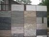 文化石厂家浅灰色蘑菇石黑石英蘑菇石墙面装饰石材