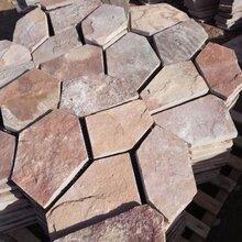 紅色外墻磚文化石仿古磚廠家直銷打造出凹凸不平的藝術效果圖片